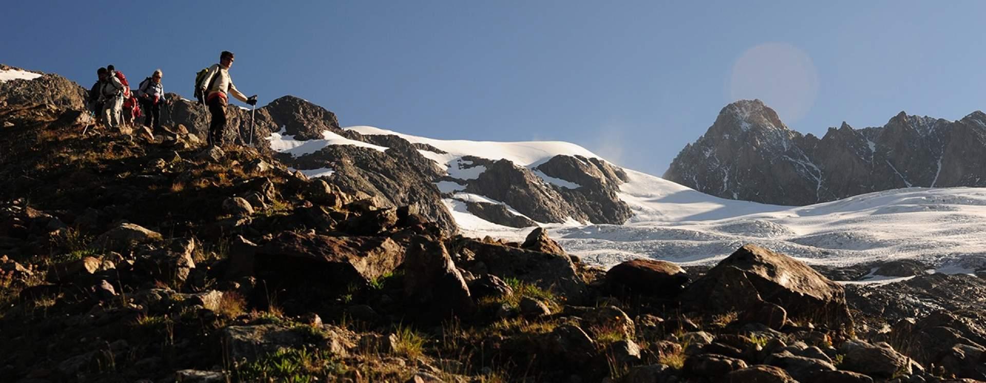 fb3316f6f Hiking - The Secret Tour du Mont-Blanc - 7 days | Chamonix Guides