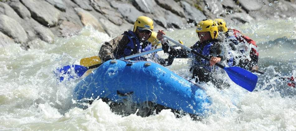 Rafting, Arve, Compagnie des guides, guides, chamonix, mont blanc