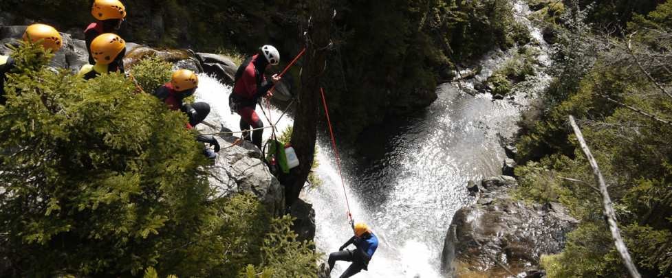 Canyoning - Half day group