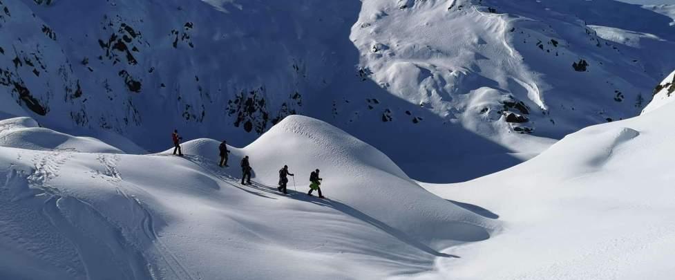 Raquettes - Grande raquette au Pays du Mont-Blanc