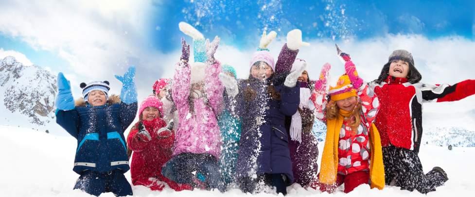 Multi activities - Cham kid winter Full day