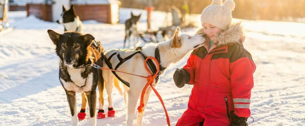 Multi activities - Cham kid winter 1/2 day