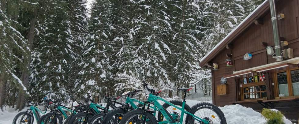 Fat Bike Chamonix Compagnie des Guides de Chamonix outdoor