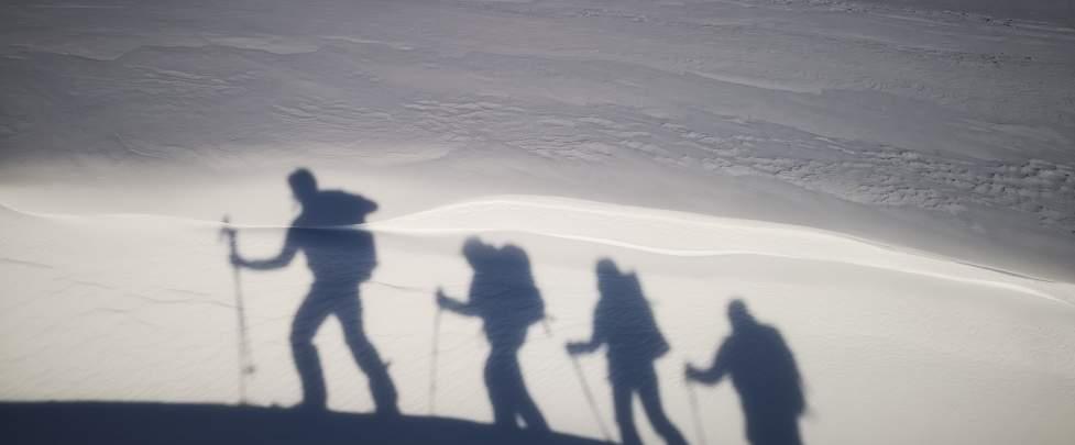 Raquettes - Formation randonnées hivernales
