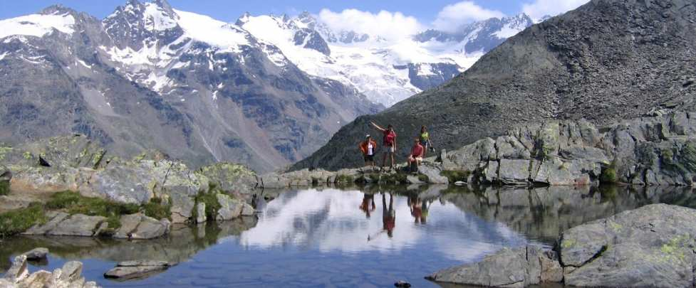 Gran Paradiso National Park - Light Pack