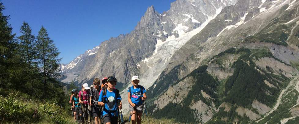 Hiking - Mont Blanc Tour 6 days - Junior