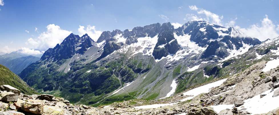 Hiking - Mont-Buet (Mont Blanc des Dames) - 2 days