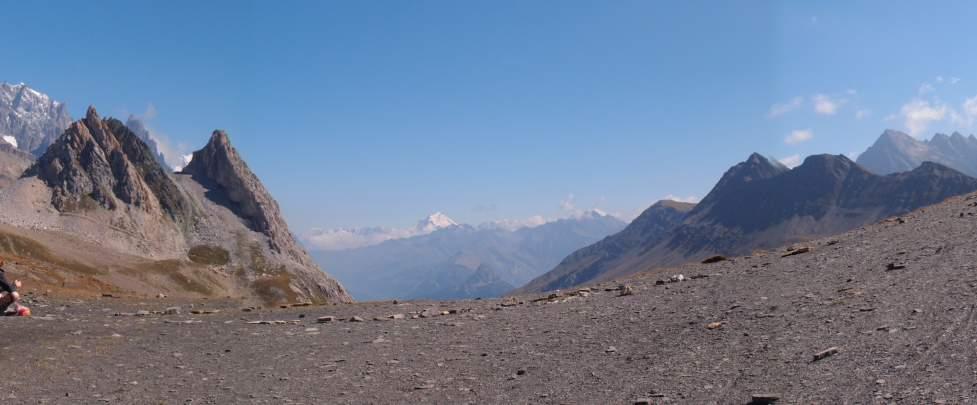 Tour du Mont-Blanc par les refuges - Privé BAUER