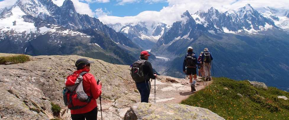 HIKING - NORTH PART OF TOUR DU MONT-BLANC